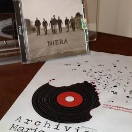 """L'album Niera nell'Archivio della Musica Sarda """"Mario Cervo"""""""